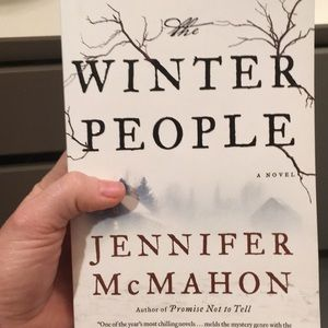 "Best seller ""The Winter People"""